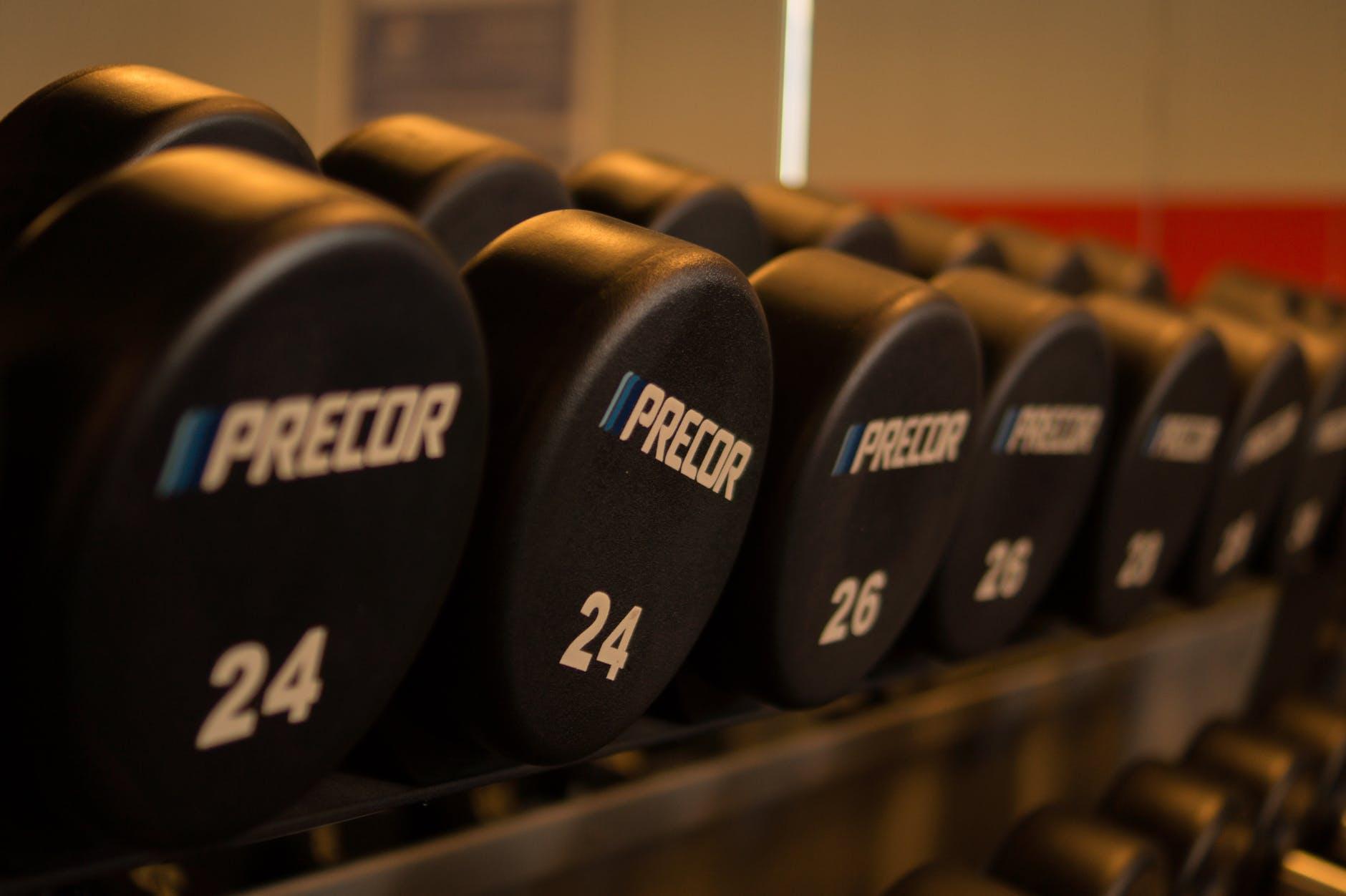 Um pouco de treinamento com pesos ajuda a se tornar um melhor corredor