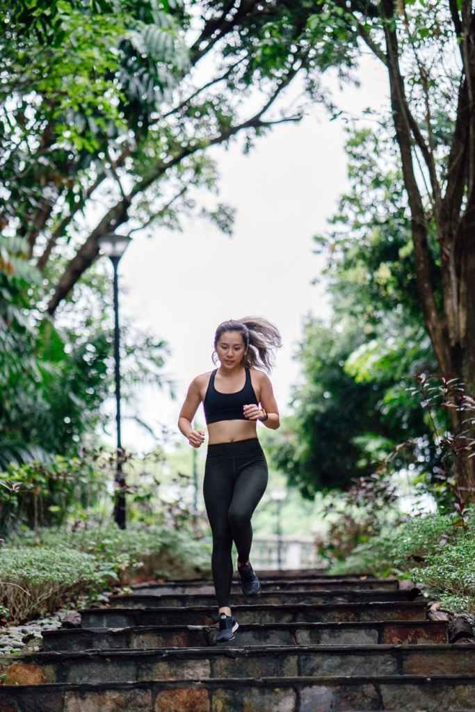 80% de todos os novos corredores se machucam no primeiro ano em que começam a correr.