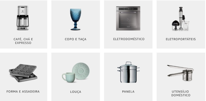 Amazon Cozinha