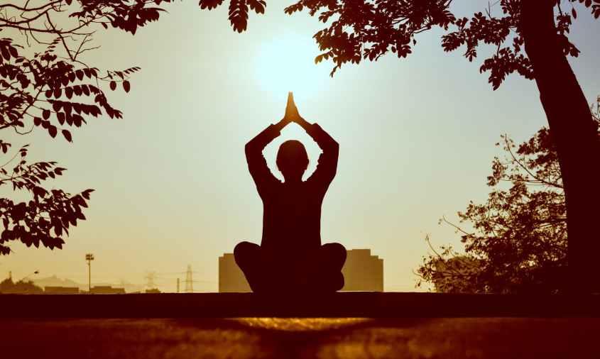 Meditação reduz estresse