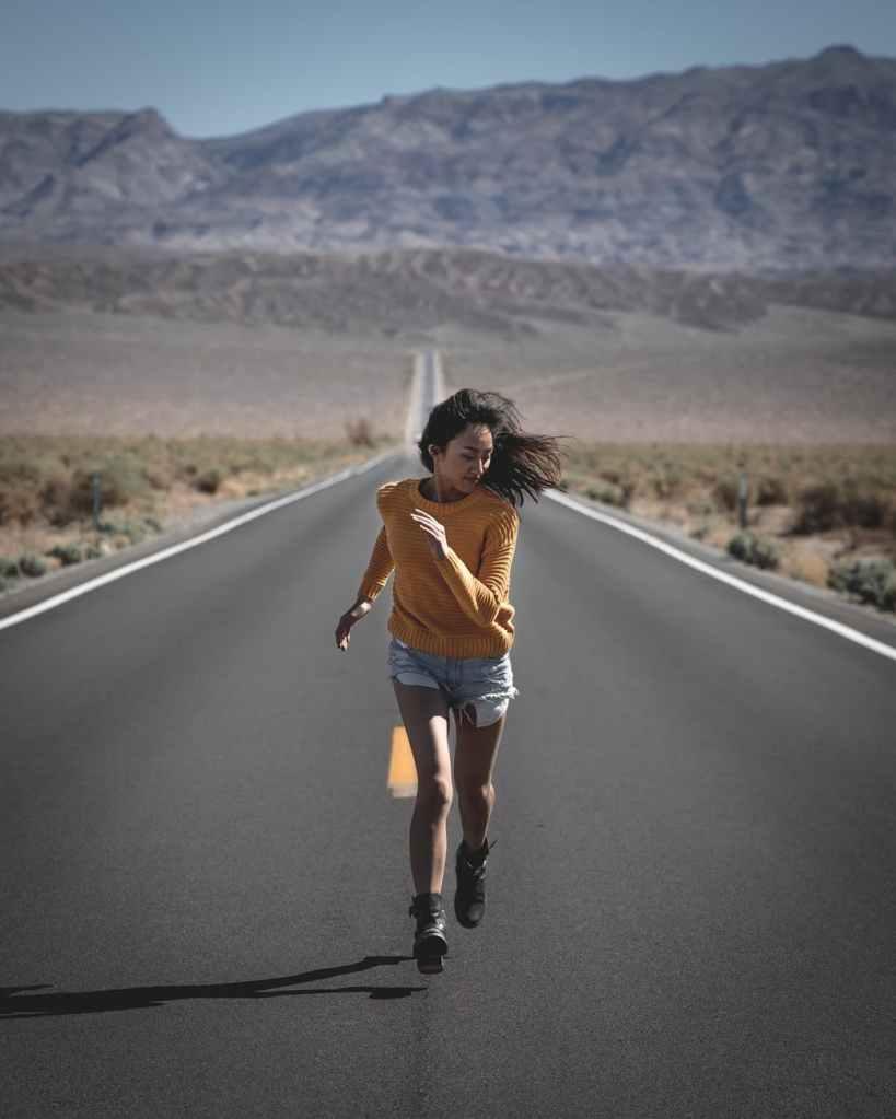 Não é a velocidade que controla o pulso, mas o pulso que controla a velocidade