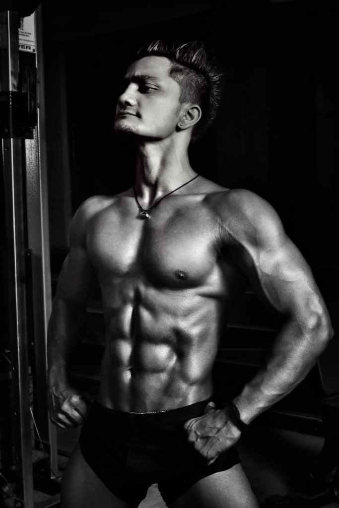 Se todos os fatores forem otimizados, pode-se esperar um aumento na massa muscular de até 20% nos seres humanos ao longo de um ano.