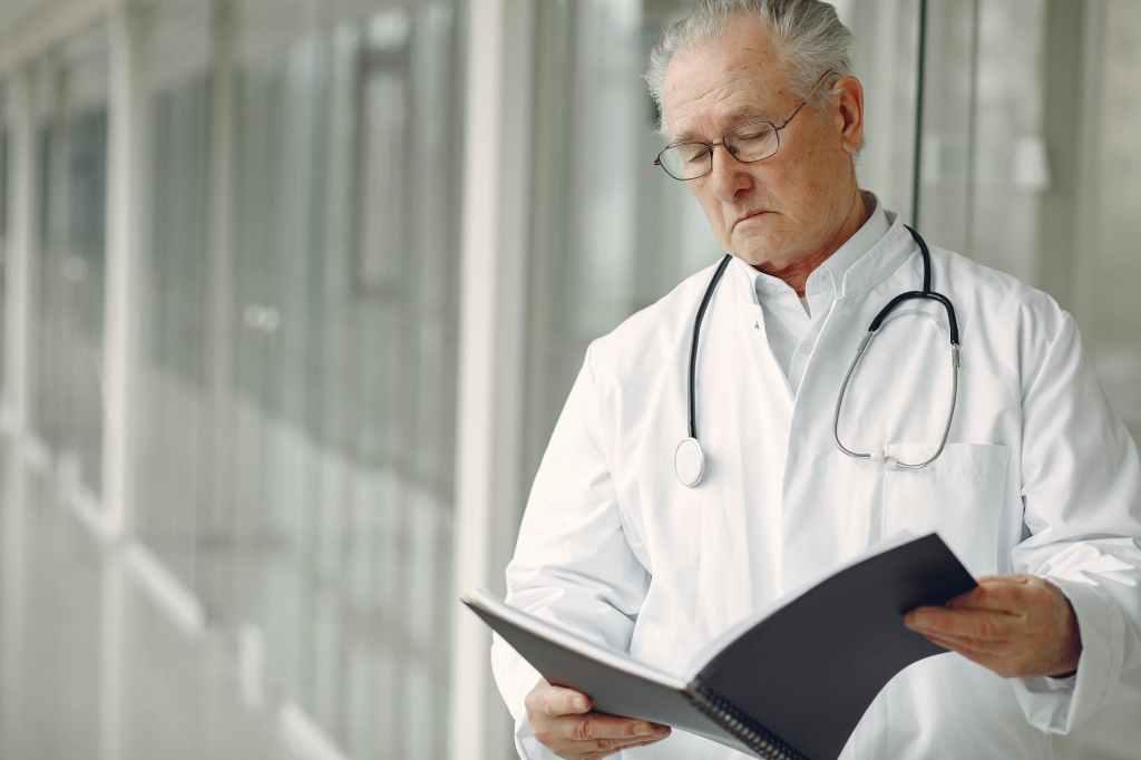 Comece com uma verificação de saúde